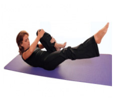 Pilates Single Leg Stretch