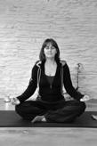 karen Meditating