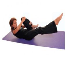 Pilates Single Leg Stretch